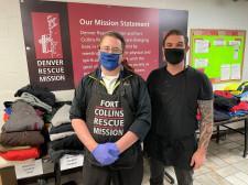 Narconon Colorado Staff Give Back