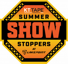 LakePoint Sports KT Tape Summer Show Stoppers