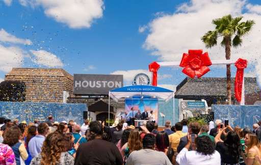 Star of the Lone Star State: A New Scientology Mission Opens Her Doors to Houston