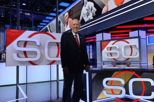 ESPN Founder Bill Rasmussen to Deliver Lecture at DePauw University Wednesday, Nov. 8
