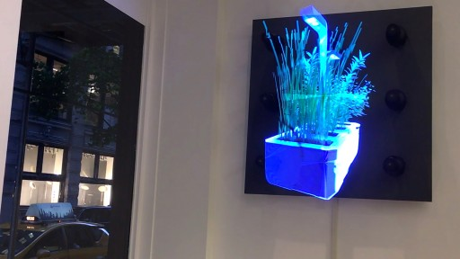 New York Debut of Hypervsn 'Holographic' Technology at MoMA NY is Getting Attention With 3D Floating Imagery