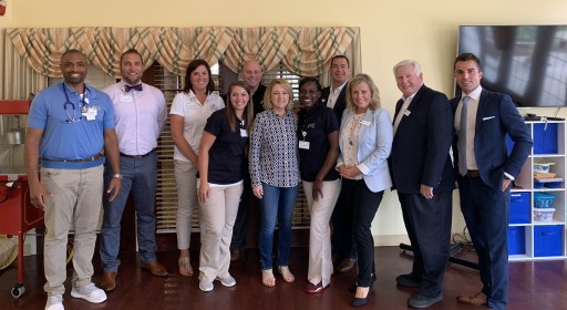 Waterford Crossing Health Campus Hosts Representative Christy Stutzman