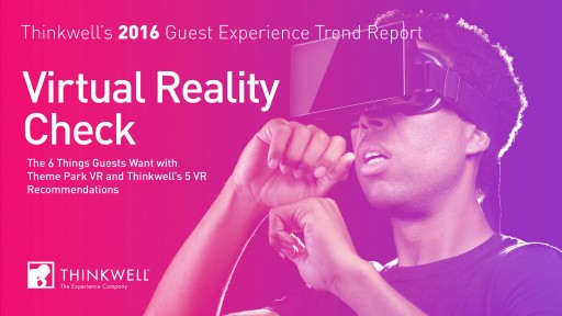 Thinkwell Group Publishes Fourth Annual Guest Experience Trend Report