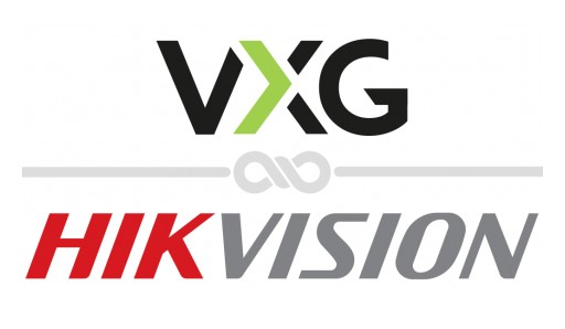 VXG Integration With Hikvision IP Cameras