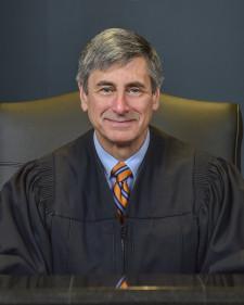 Judge David D. King