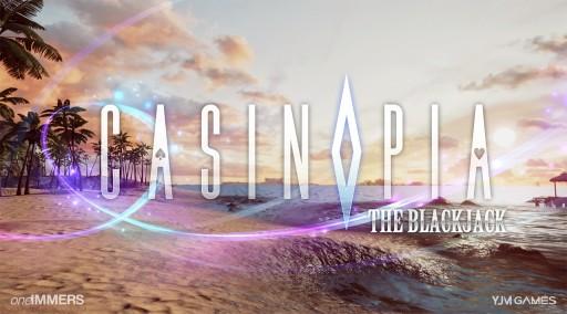 Enjoy the Massively Multiplayer Blackjack Game in Virtual Reality World