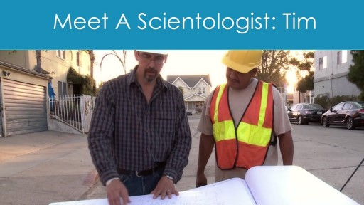 Meet A Scientologist: Tim, General Contractor, Las Vegas, NV