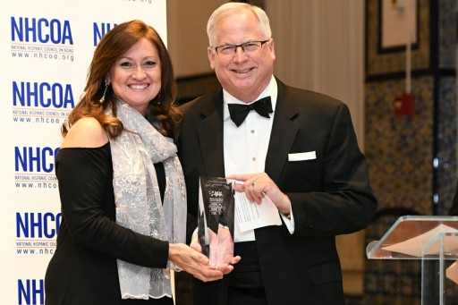 John Feather, PhD, CEO of Grantmakers In Aging, Receives Lifetime Achievement Award From National Hispanic Council on Aging