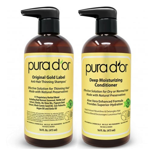 PURA D'OR Products to Consider While Staying in During Quarantine