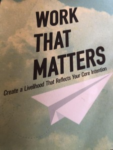 'Work That Matters' Book