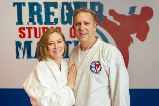 Michigan Masters Thriving on Greatmats at Treger Studio of Martial Arts