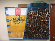 Charity Goal Board