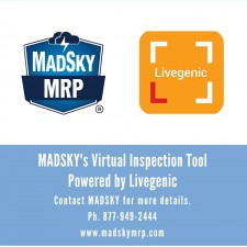 MADSKY Partners with Livegenic