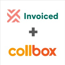 Invoiced + CollBox Logos