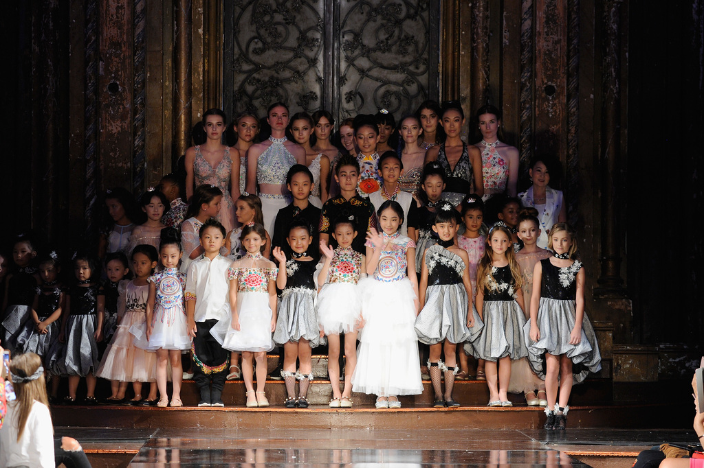 Dkltju Enthralls At New York Fashion Week Taking Children S Wear To Exciting New Vistas Newswire