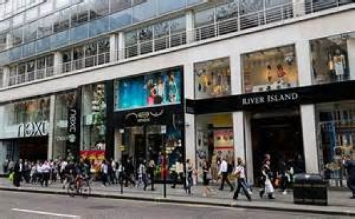 Ashton Whiteley: British Consumer Spending Increases