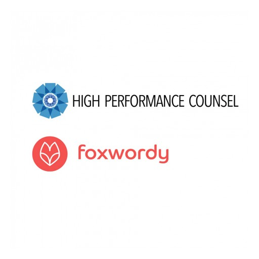 High Performance Counsel Launches New Content Partnership With Foxwordy