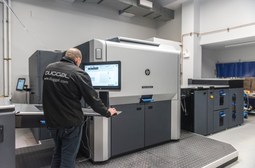 American Printing Firm Installs New Game-Changing Technology