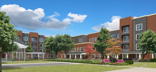 Award-Winning Senior Living Developer and Operator Discovery Senior Living Announces Discovery Village At Sandhill Pre-Leasing Grand Opening