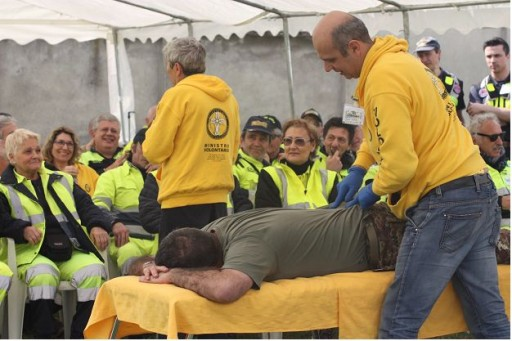 Seasoned First Responders Learn of Surprising New Technique