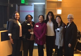 Bridge Clinical and SPHERE Colleagues at UCSF's Research Symposium
