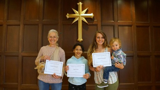 Church of Scientology Nashville Recognizes Top Volunteers