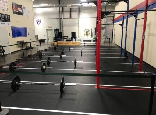 Greatmats Rubber Flooring Enjoyed by Peak Gymnastics and Fitness for Low Maintenance