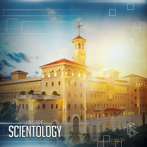 Inside Scientology's 21st-Century Cathedral