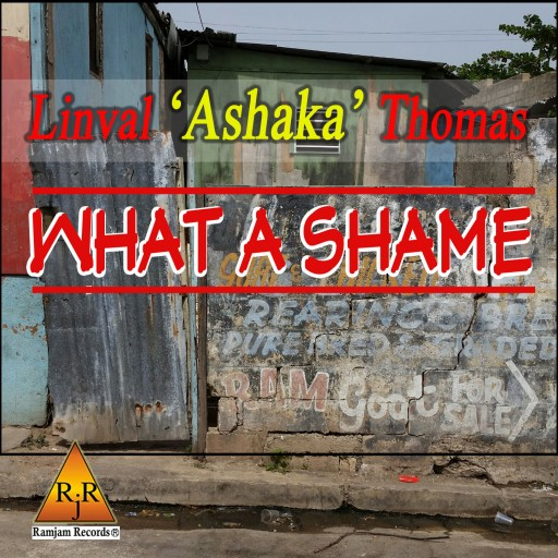 "Jamaican Reggae Recording Artist, Ashaka, Releases New Single ""What a Shame"""