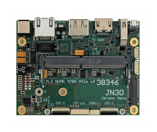 Auvidea Launches JN30: A Low-Cost, Feature-Rich Carrier Board for NVIDIA® Jetson Nano