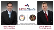 OrthoAtlanta physicians serve Atlanta United FC