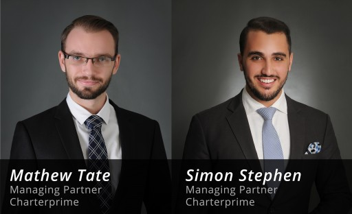 Charterprime Appoints Global Managing Partners