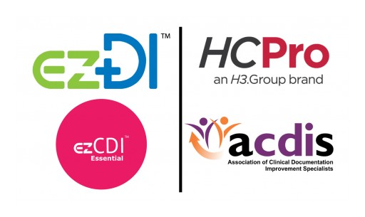 ezDI Launches ezCDI™ Essential and Announces Partnership With HCPro at ACDIS 2017
