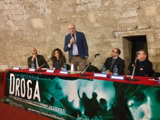Southeastern Italy Unites to Counter Teen Drug Abuse and Crime
