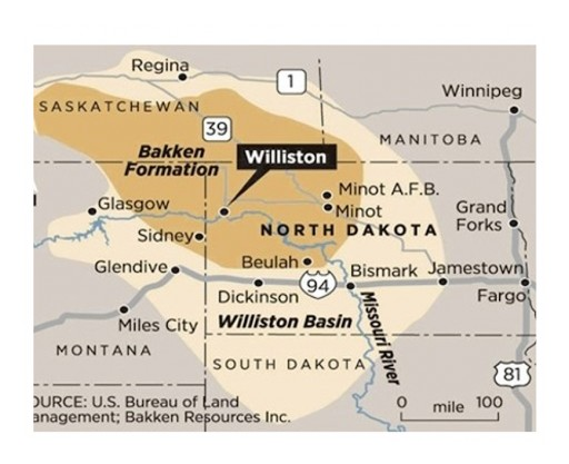 Henry Hill Oil Announces the Completion of an Additional 10 Miles of Salt Water Disposal Pipeline Connecting Gathering Systems in North Dakota's McKenzie County