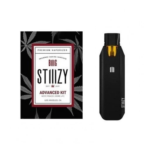 KushCab Delivery Now Offers the Bigger, Better BIIIG STIIIZY Battery