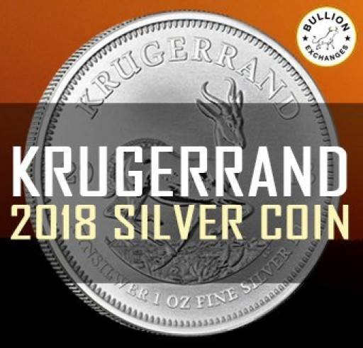 The Highly Anticipated 2018 Silver Krugerrand