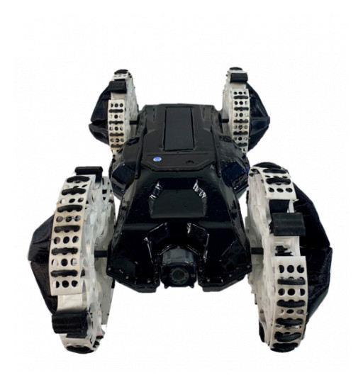 Mantaro Networks Inc. Releases the OceBot, an Urban All-Terrain Unmanned Ground Vehicle (UGV)