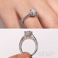 Gabriel & Co. Offers Shoppers an Opportunity to Exchange Their Engagement Ring for One They Truly Want with Shop Confidently Program