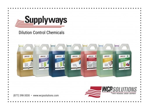 Wholesale Janitorial and Packaging Provider WCP Solutions Announces the Release of New Supplyways Industrial Products