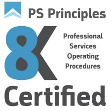 PS Principles' 8K Certification