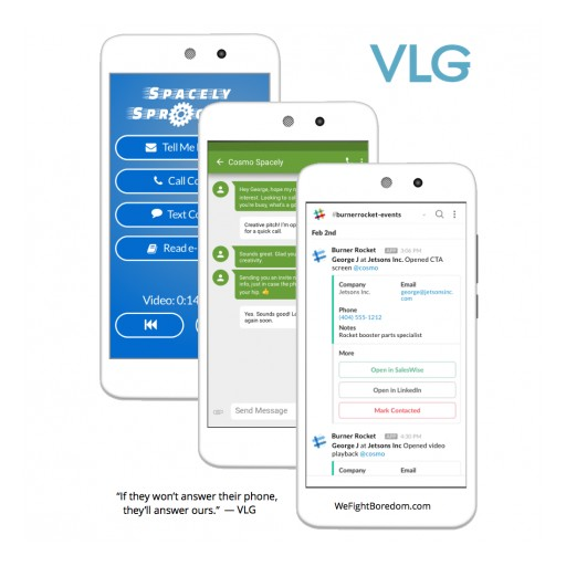 VLG Marketing Acquires Atlanta-Based Burner Rocket