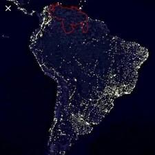 Venezuela during blackout