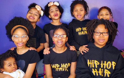 8 Siblings Use Stimulus to Promote Bestselling Children's Book