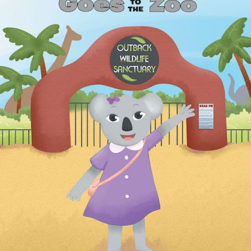 """Teydon Rae's New Children's Book """"Kami Koala Goes to the Zoo"""" is the Spellbinding Tale of a Young Koala and Her Exciting Adventure and Imagination."""