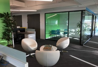 Investment Metrics' New Office