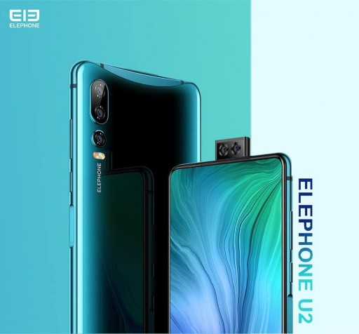 Elephone Launches Full-Screen Smartphone U2 and Giveaway Campaign