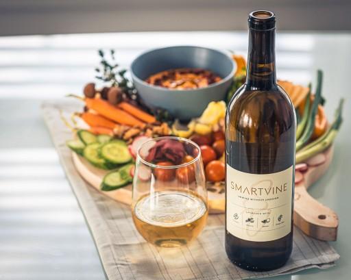 Vegan, Keto-Friendly Smartvine Wine Launches in Time for Spring