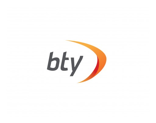 BTY Achieves Great Place to Work Certification