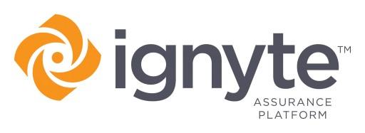 Ignyte Assurance Platform Awarded GOLD Winner for Risk Management